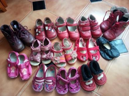 Обувь для девочки. Сумы. фото 1