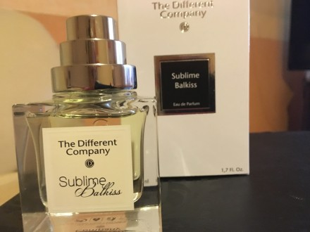The different company sublime balkiss нишевый парфюм The Different Company Subl. Измаил, Одесская область. фото 9