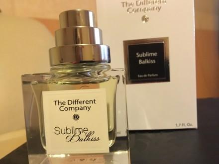 The different company sublime balkiss нишевый парфюм The Different Company Subl. Измаил, Одесская область. фото 10