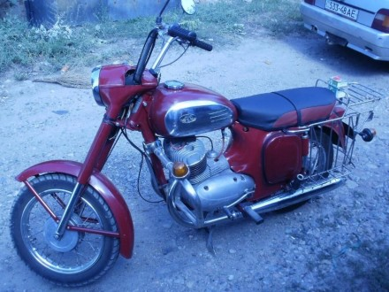 ЯВА-360 1971г.в.. Одесса. фото 1