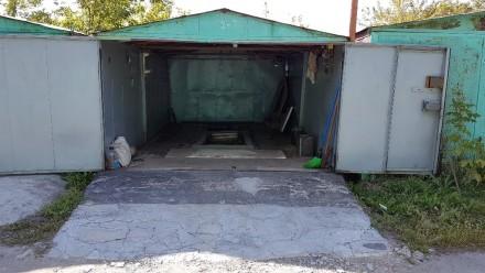 Продам металлический гараж в охраняемом кооперативе