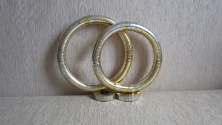 Свадебные кольца на  автомобиль. Сахновщина. фото 1