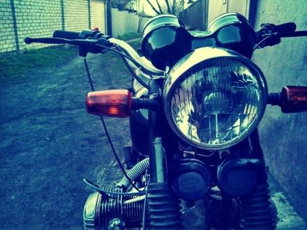 Мотоцикл Днепр-11. Ровеньки. фото 1