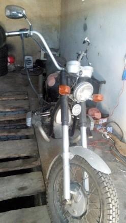 Мотоцикл Мт9. Львов. фото 1