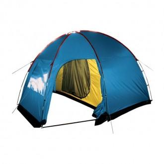 Палатка Anchor 3. Дрогобыч. фото 1