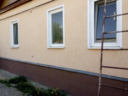 Меняю ч/дома на 1-ю квартиру с Вашей довлатой.. Чернигов. фото 1