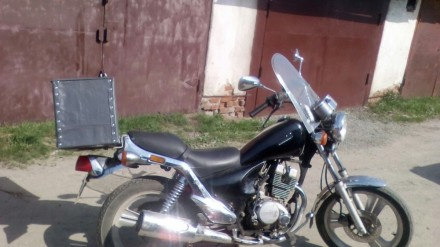 Продам мотоцикл. Бурштын. фото 1