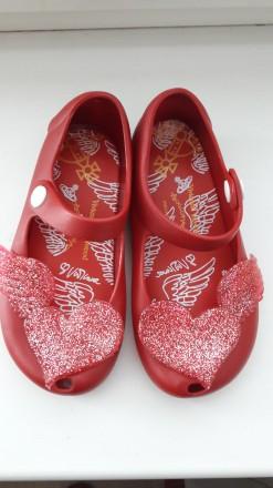 Красивые, удобные, силиконовые босоножки с открытым носочком. happy. Киев. фото 1