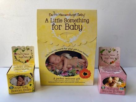 Earth Mama уходовая косметика для кормящих и малышей, США. Киев. фото 1