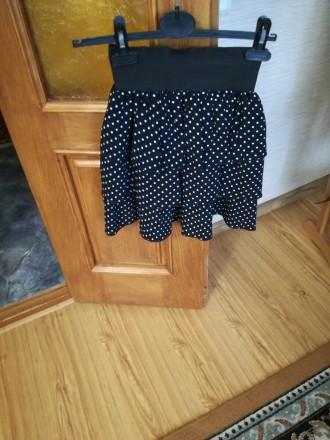 Продам детскую летнюю юбку б/у. Мариуполь. фото 1