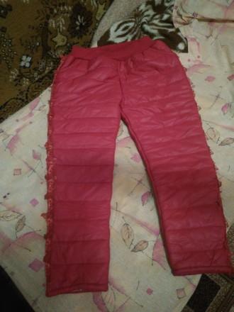 теплые штаны детские зимние. Житомир. фото 1
