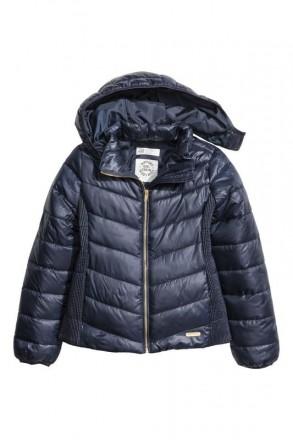 Легкая, демисезонная куртка на девочку, h&m, германия.. Винница. фото 1