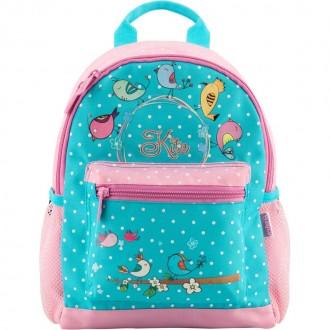 Дошкольные рюкзаки ТМ Kite (Кайт) для девочек 2018. Днепр. фото 1