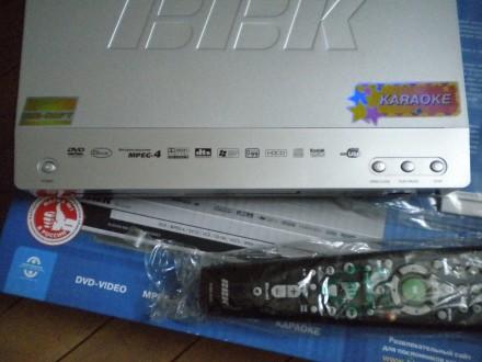 DVD програвач плеер BBK DV214SI. Самбор. фото 1
