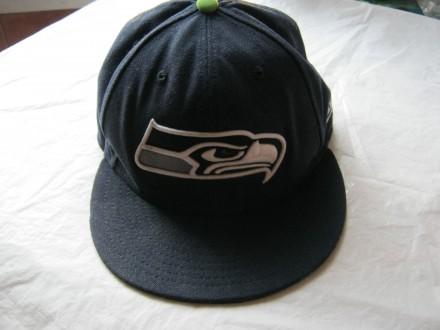 Бейсболка Seattle Seahawks. Кривой Рог. фото 1