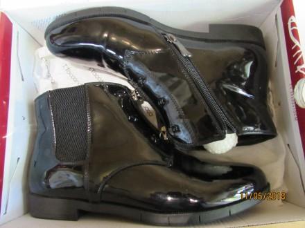 ботинки женские черные. Буча. фото 1