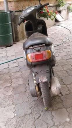 Скутер Yamaha GOK 2. Червоноград. фото 1