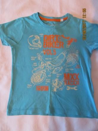 летние футболки после одного ребёнка  ,привезённые с Германии,в отличном состоян. Одесса, Одесская область. фото 2