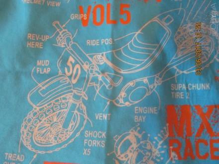 летние футболки после одного ребёнка  ,привезённые с Германии,в отличном состоян. Одесса, Одесская область. фото 3
