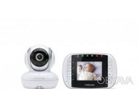 Motorola MBP33S – это новейшая цифровая система видеонаблюдения за ребенком посл. Киев, Киевская область. фото 1