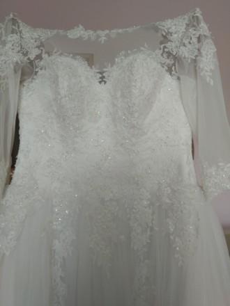 Продаю весільне плаття. Калуш. фото 1