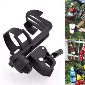 Подстаканник для детской коляски поворотный. Ровно. фото 1