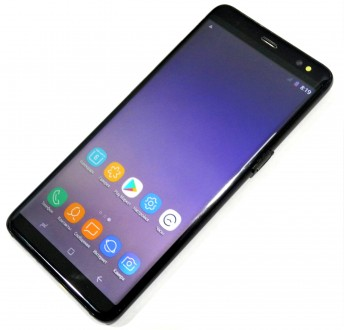 Мобильный телефон Samsung Galaxy S9+ (Экран 5,7 2 сим, Камера 15МР). Одесса. фото 1