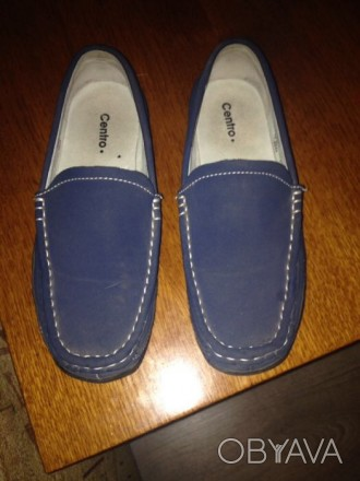 Продам весенние туфли для мальчика в отличном состоянии  материал экокожа длина . Житомир, Житомирская область. фото 1