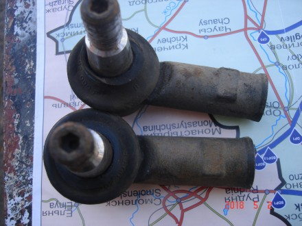 наконечники рулевых тяг вито 638. Чернигов. фото 1