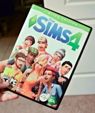 Игра на ПК The Sims 4. Чернигов. фото 1