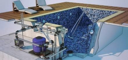 Строительство бассейна-инженерные решения!. Донецк. фото 1
