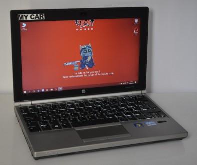 11.6``- HP elitebook 2170p - i5 / 4gb. Львов. фото 1