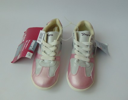Кроссовки 3Degree Pepperts Pink 34, 35р.