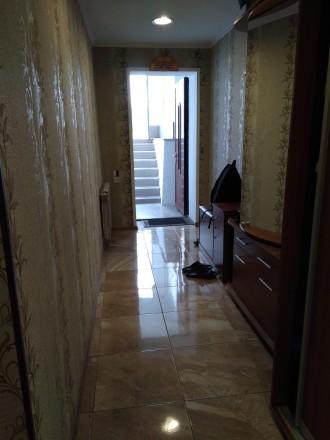 2-х комнатная квартира в новом обжитом кирпичном доме,гардеробная,комнаты раздел. Поселок Котовского, Одесса, Одесская область. фото 6