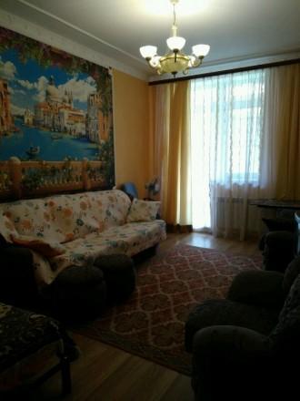 2-х комнатная квартира в новом обжитом кирпичном доме,гардеробная,комнаты раздел. Поселок Котовского, Одесса, Одесская область. фото 7