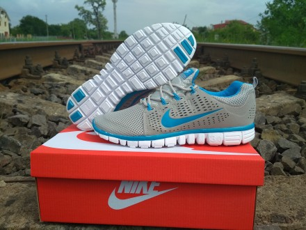 Дышащие лёгкие Nike free run 3.0 41-46 кроссовки кросівки сетка. Калуш. фото 1