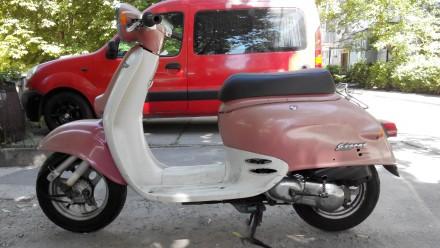 Honda Giorno Dio Yamaha Vino Jog Suzuki Verde Lets Viper Vespa. Львов. фото 1
