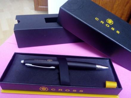 """Новая ручка американской фирмы """"cross"""". Лимитованая серия! Ручка с пожизненной г. Винница, Винницкая область. фото 5"""