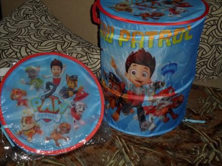 Корзина для игрушек, диаметр 38 см., высота 43 см... Житомир, Житомирская область. фото 4