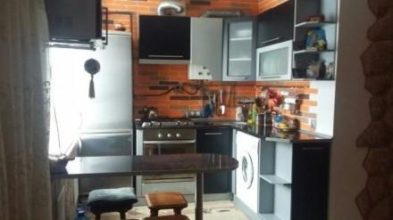 Продам свою однокомнатную квартиру-студию. Общая площадь 32 кв.м., 2 этаж пятиэт. Днепр, Днепропетровская область. фото 2