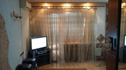 Продам свою однокомнатную квартиру-студию. Общая площадь 32 кв.м., 2 этаж пятиэт. Днепр, Днепропетровская область. фото 3