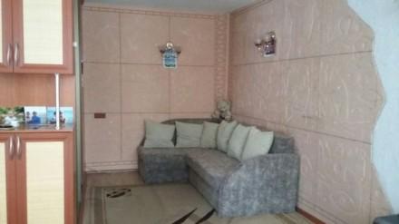 Продам свою однокомнатную квартиру-студию. Общая площадь 32 кв.м., 2 этаж пятиэт. Днепр, Днепропетровская область. фото 4
