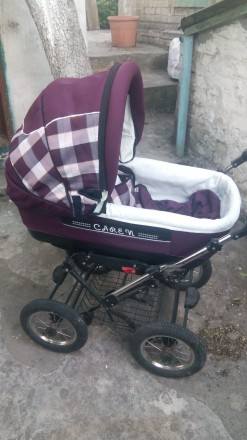 Продам детскую коляску Caren. Днепр. фото 1