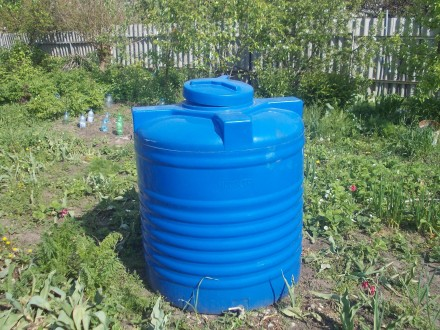 Емкость для воды EuroPlast 1000 л. Харьков. фото 1