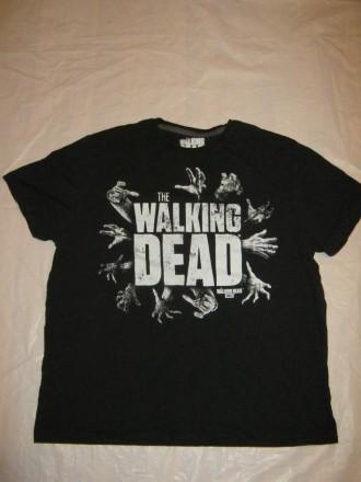 Футболка The Walking Dead. Кривой Рог. фото 1