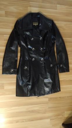 Женская кожаная куртка. Житомир. фото 1