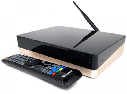 HD медиаплеер iconBIt 3d deluxe IPTV500+ Youtube GLAV TV приставка тв. Київ. фото 1