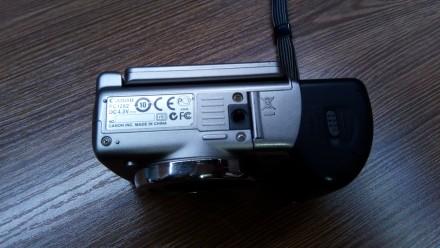 Продам отличный фотоаппарат Canon, состояние отличное, все работает на ура, полн. Лубны, Полтавская область. фото 8