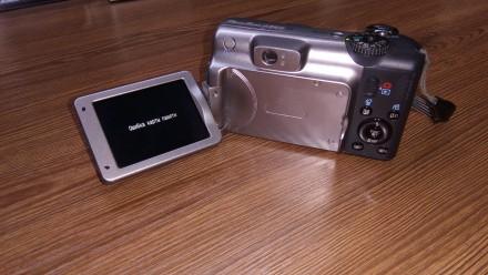 Продам отличный фотоаппарат Canon, состояние отличное, все работает на ура, полн. Лубны, Полтавская область. фото 5