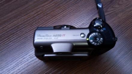 Продам отличный фотоаппарат Canon, состояние отличное, все работает на ура, полн. Лубны, Полтавская область. фото 7